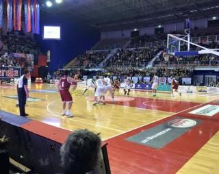 Biella - Pallacanestro Trapani