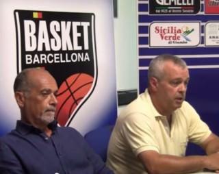 Il vicepresidente Fedele Genovese e il coach Giovanni Perdichizzi