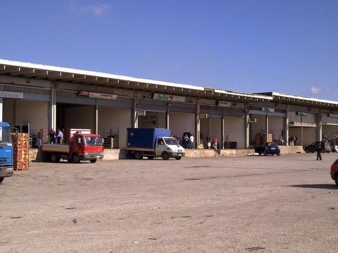 mercato ortofrutticolo Vittoria