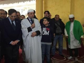 Crocetta alla Moschea di Ct