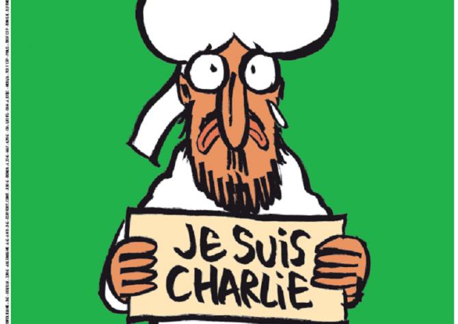 Copertina Charlie Hebdo