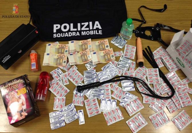 polizia prostituzione