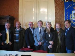 L'assessore Lisa Pisani è il terzo da destra
