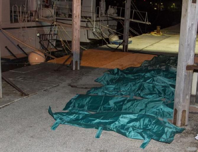 Immigrazione:nuova tragedia in mare, 29 morti di freddo