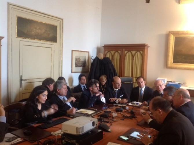 commissione riunione