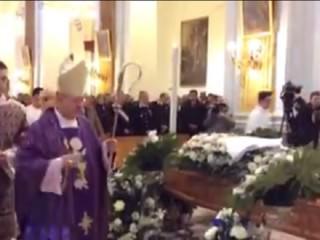 funerali aldo naro
