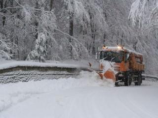 neve in Sicilia