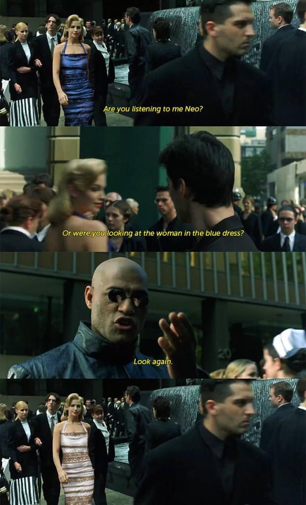 """Parodia Vestito Film """"Matrix"""""""