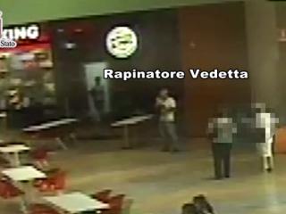 rapina fast food