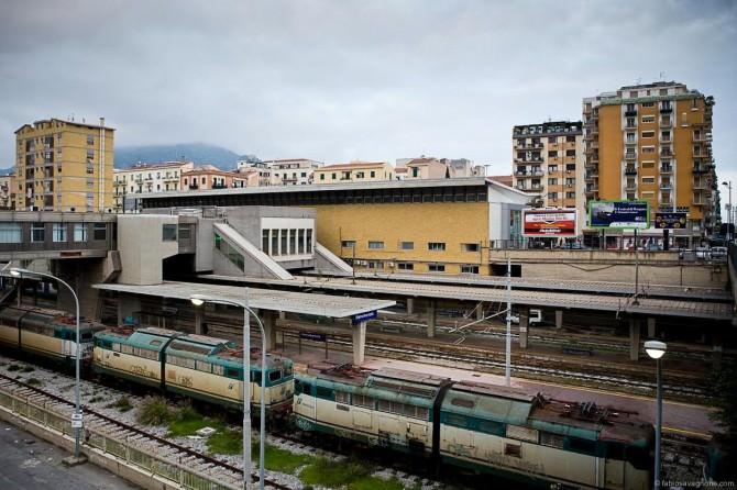 Nella foto di Fabio Savagnone, la Stazione Notarbartolo