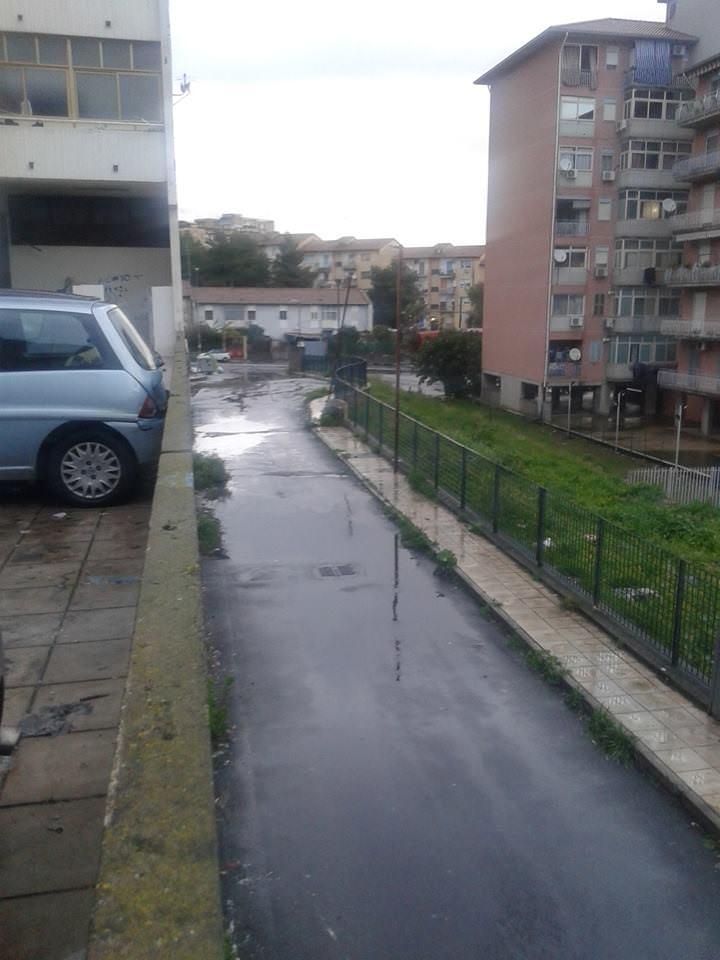 viale Nitta, Librino