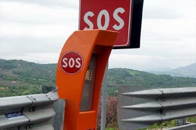 COLONNINE SOS