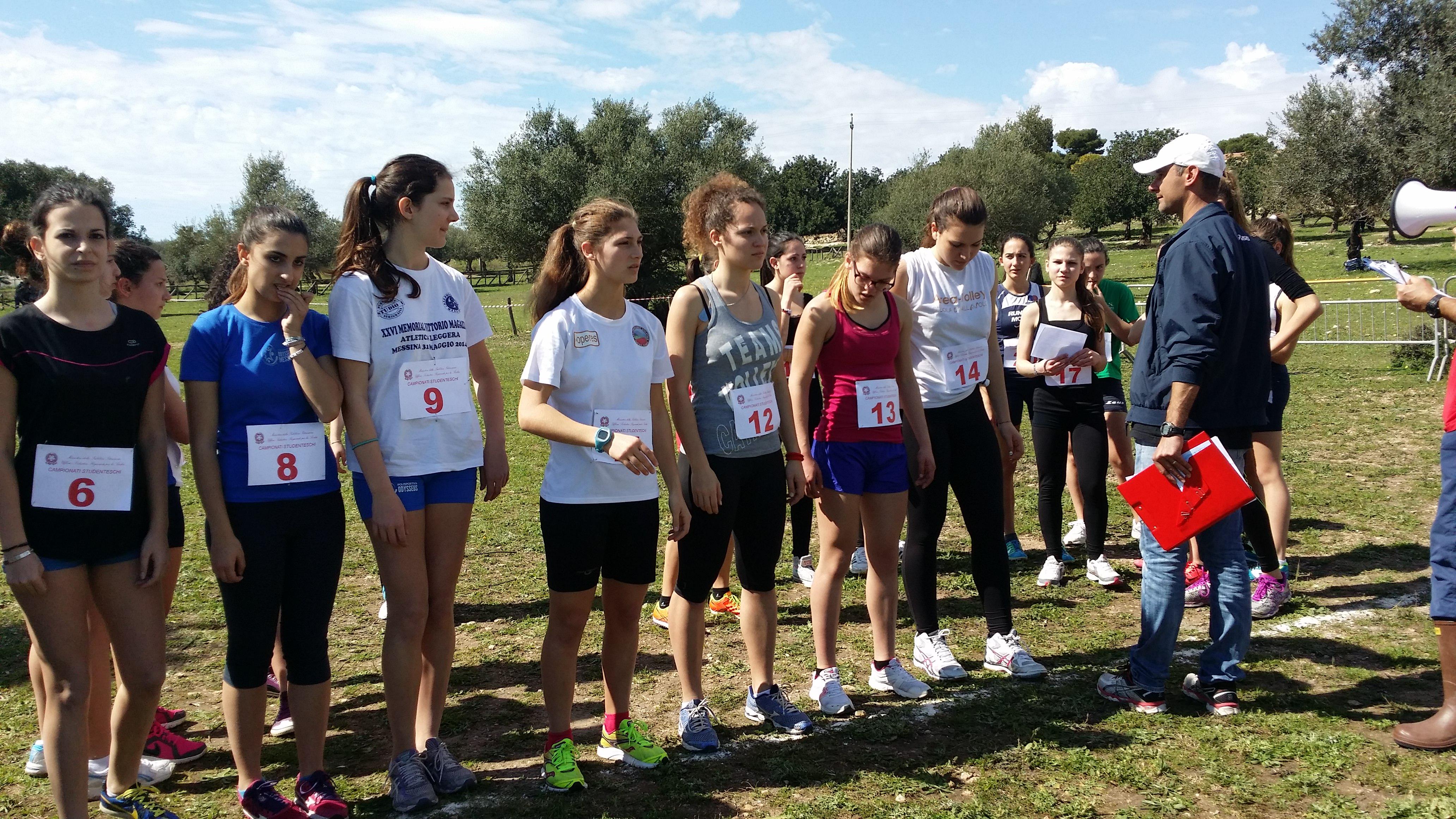 Campionati studenteschi di corsa campestre7