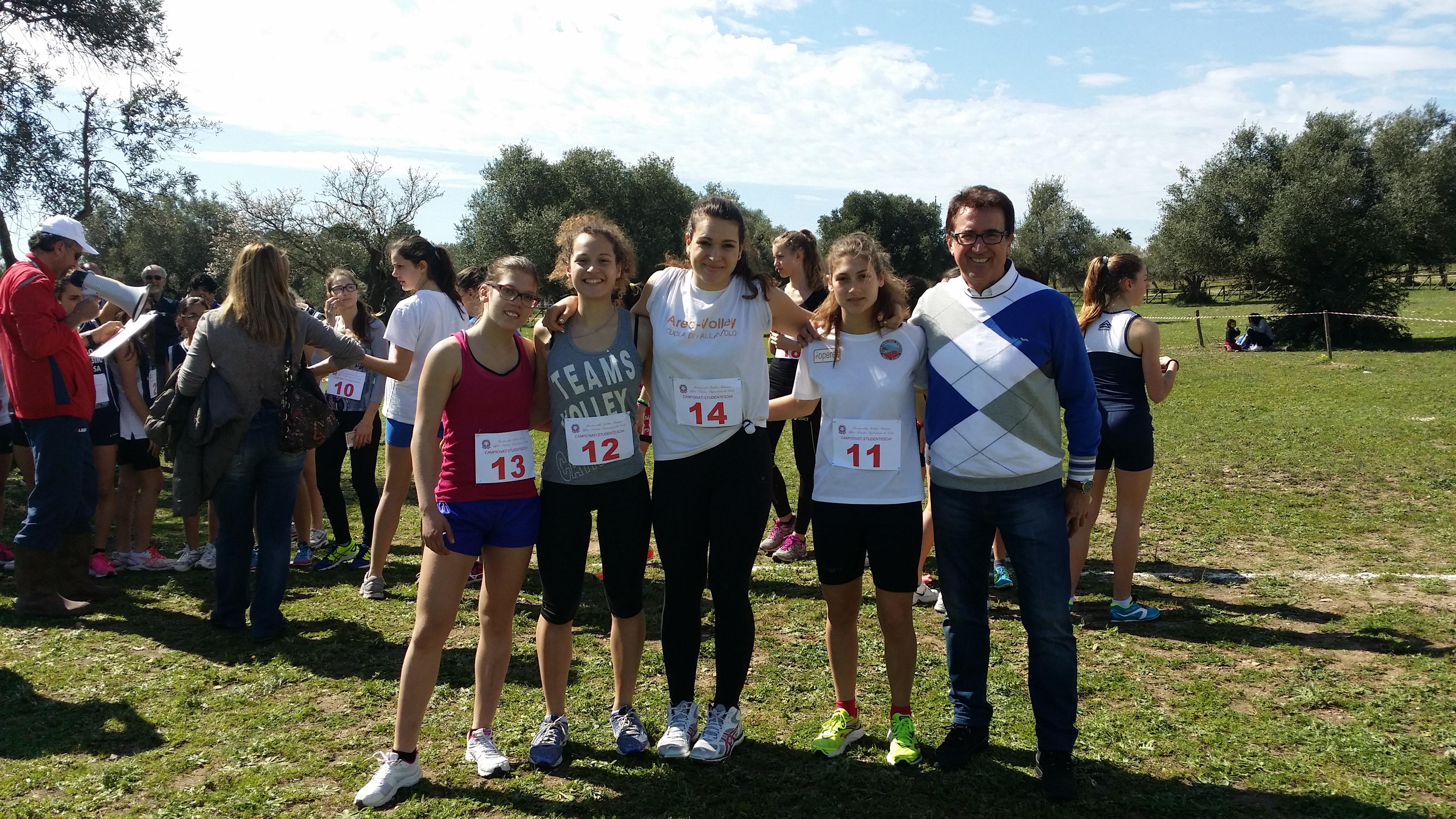 Campionati studenteschi di corsa campestre8
