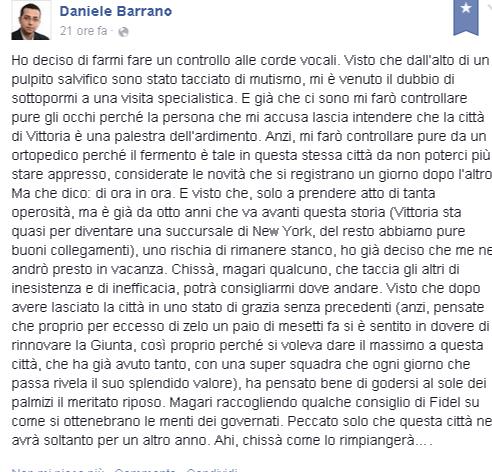 Daniele Barrano