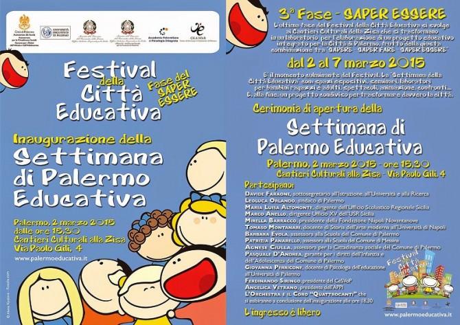 Festival della città educativa