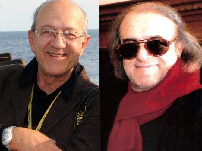 Gianni D'Agata e Gino Mauro