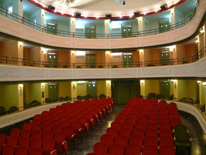 Teatro interno 1