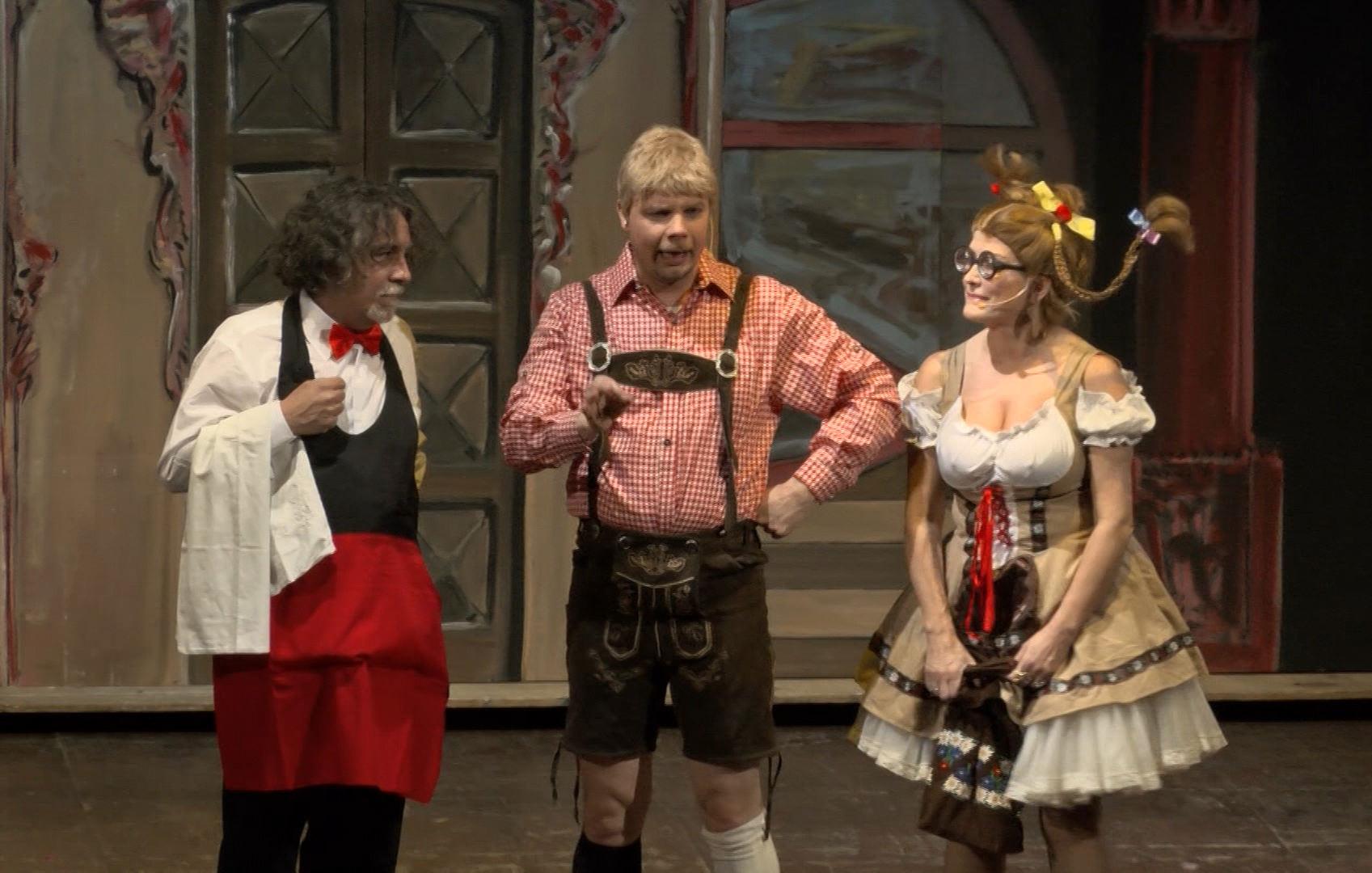 2.Un palco all'operetta