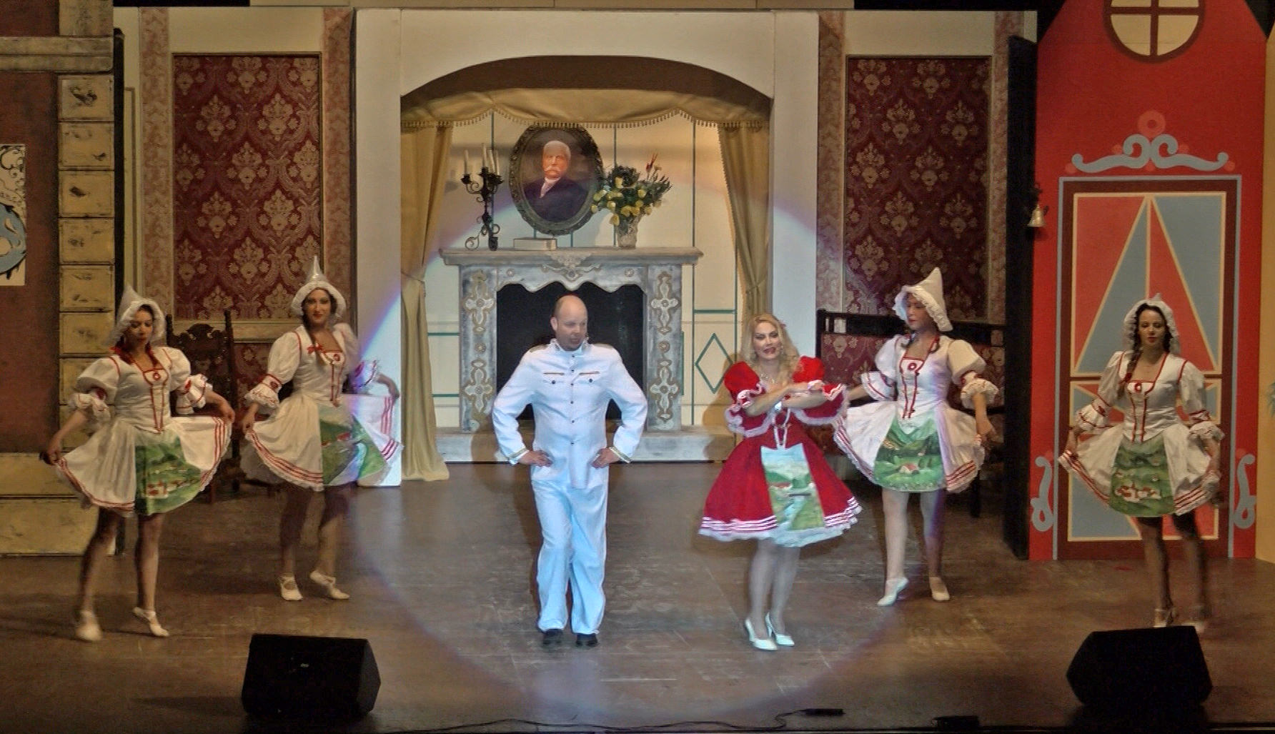 5. Un palco all'operetta