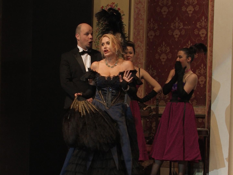 6. Un palco all'operetta