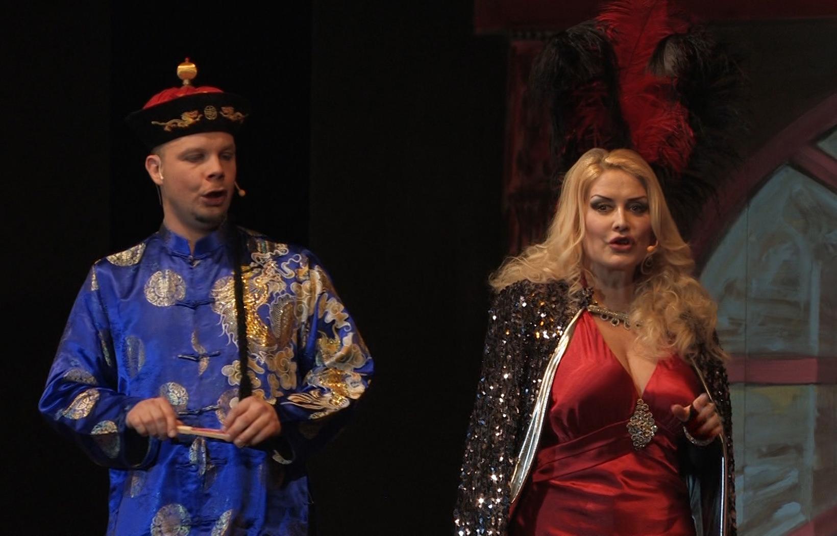 7. Un palco all'operetta