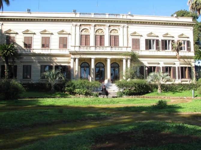 Villa Malfitano Palermo