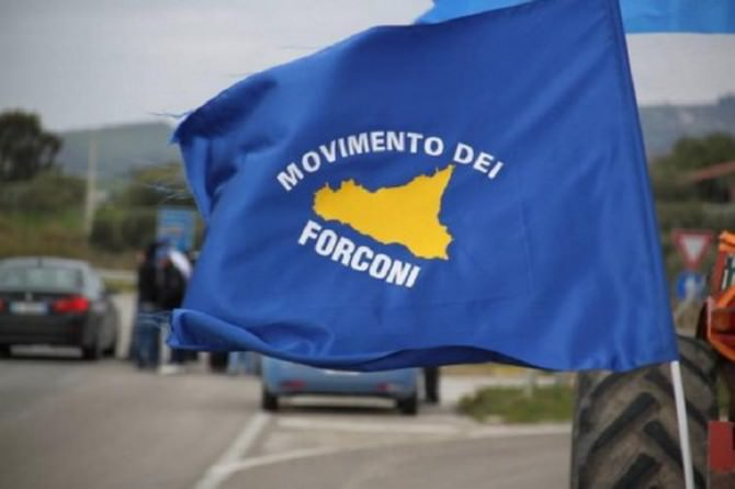 Il Movimento dei Forconi e la cattura popolare: perquisizioni in tutta Italia