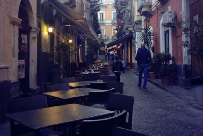 Via Santa Filomena Catania