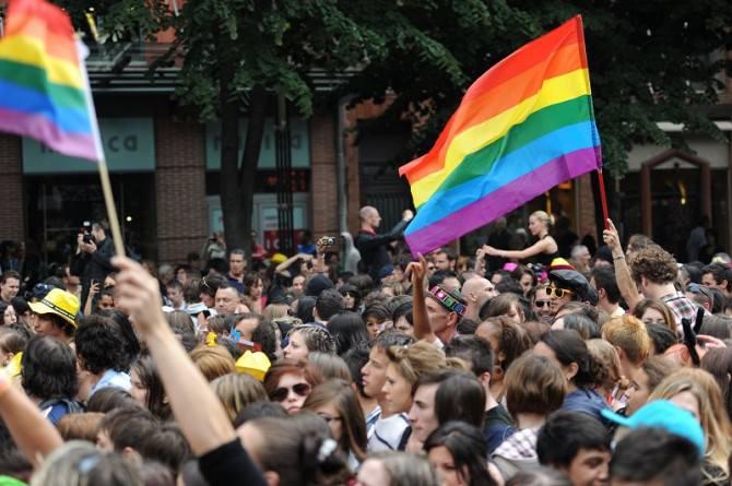 Gay pride 2011 à Toulouse