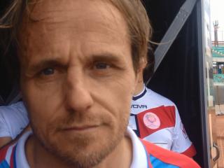 Davide Baiocco, ex giocatore Catania