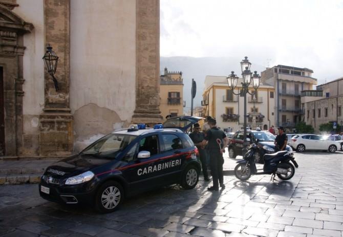 Controlli carabinieri Carini