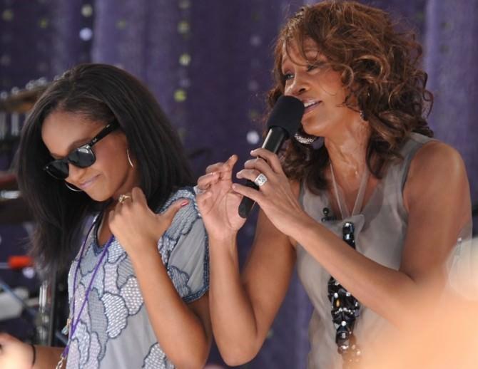 Bobbi e Whitney