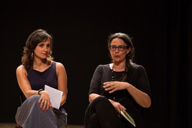 Francesca Nesler e Santina Giannone