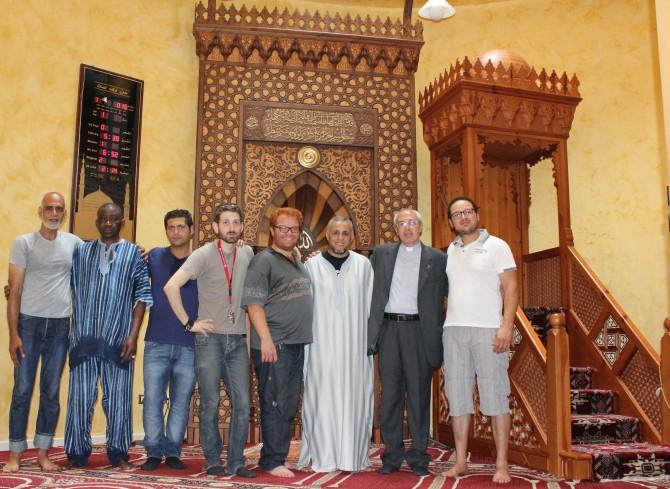 Incontro Caritas-Comunità islamica