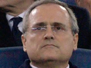 Claudio Lotito presidente S.S. Lazio