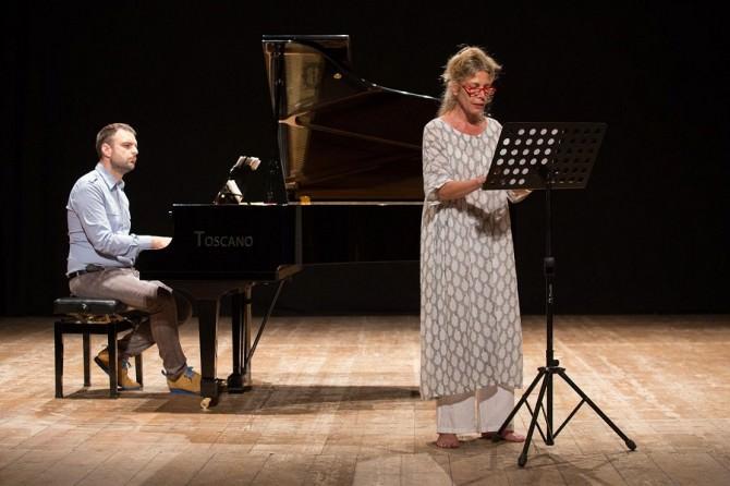 Monica Trettel e Giuseppe Fiumara