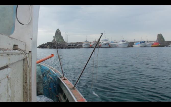Pescatori ad Acitrezza dal  video di Valentina Pellitteri