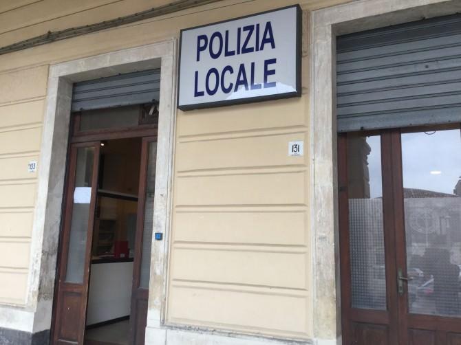 SEDE POLIZIA LOCALE