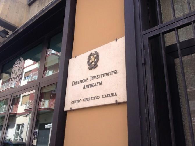 DIA Catania 2 Direzione Investigativa Antimafia
