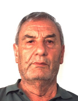 Francesco Rosta, 73 anni