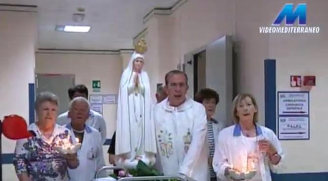 Madonna Pellegrina Fatima Ragusa