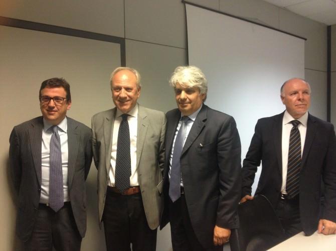 Presidende SAC Salvatore Bonura - Gianni Vasta