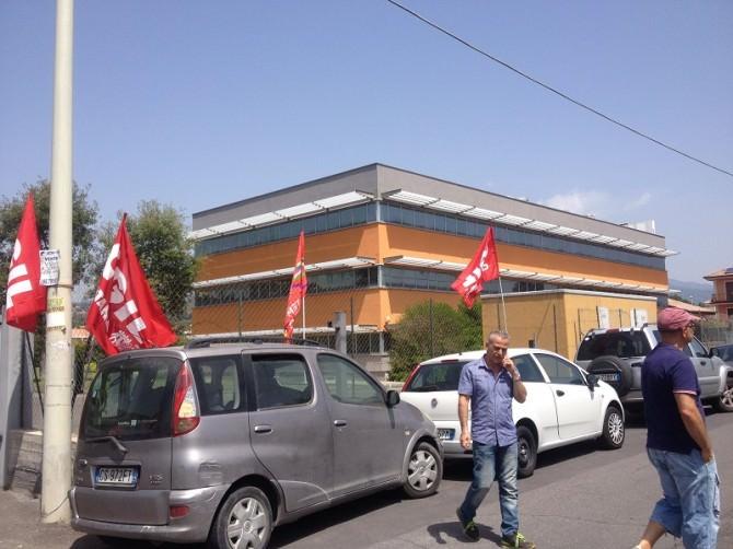 Protesta Myrmex IOM Istituto Oncologico Mediterraneo