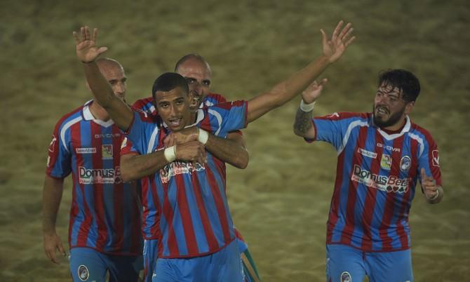Rodrigo Catania Beach Soccer Euro Winners Cup 2015