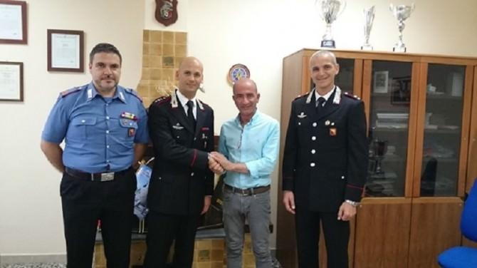 sindaco carabinieri