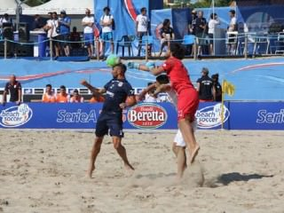 Villfranca - Canalicchio Beach Soccer 1 giornata