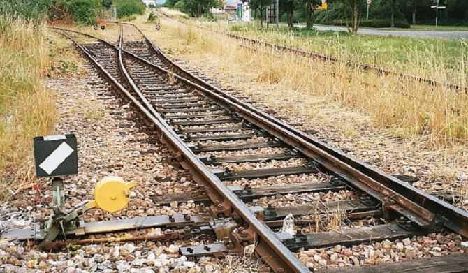 Binari Ferrovia Rotaie