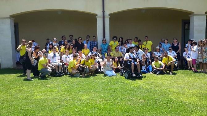 Campo Italia Giovani Disabili 2015