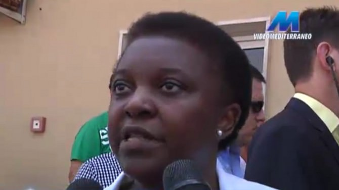Cecile Kyenge, Commissione Libe Europarlamento